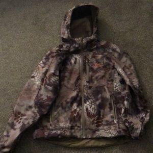Grundéns all-weather modern camo jacket